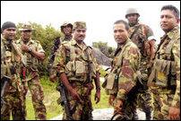 STF commandos