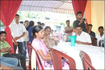 Taraki Sivaram Memorial Stage