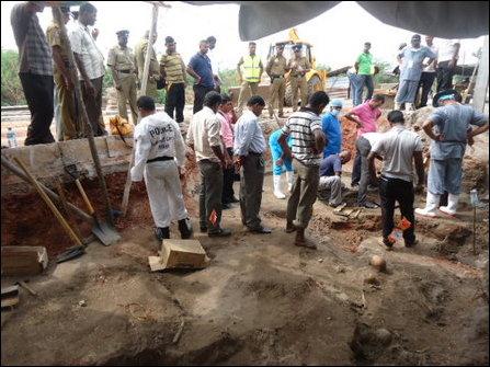 Thirukkeatheesvaram mass grave site