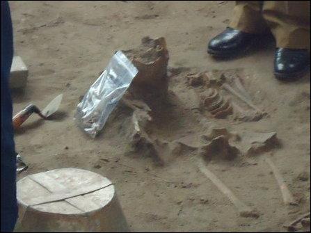 Thirukkeatheesvaram mass grave