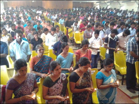Jaffna University observes Mu'l'livaaykkaal Remembrance