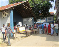 SL Election in Jaffna