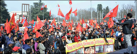 Geneva action March 2015