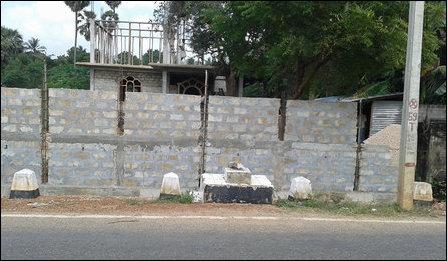 Memorial for people slain by IPKF