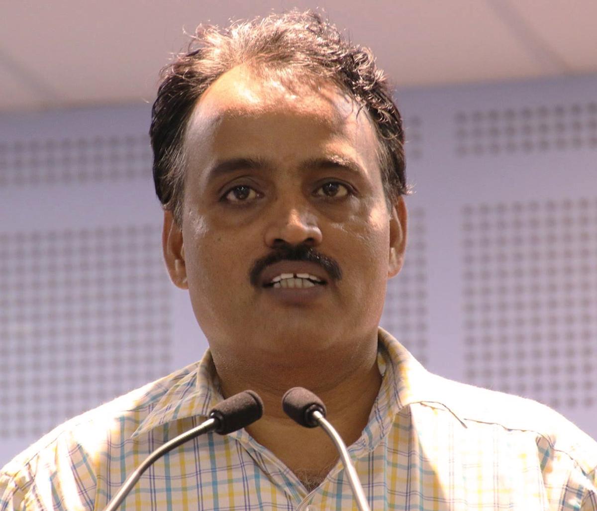 Writer Poet And Activist Aazhi Senthilnathan