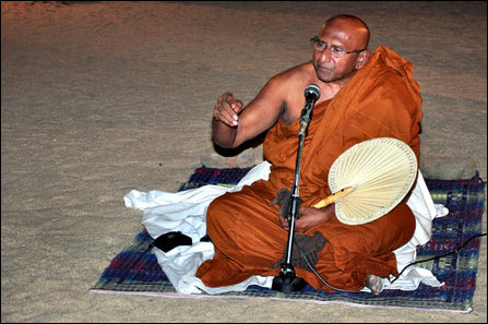 Major General (retd) Buddhangala Ananda Thero