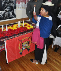 Mu'l'livaaykkaal Remembrance at Ecuador