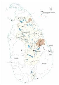 Mahaweli, System L and B
