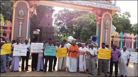 Keerimalai protest