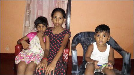 Children of Santhiyogu Anton
