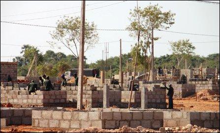 Keerimalai Housing Scheme SL military