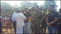Batticaloa / Shakthi media / SL Military