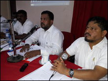 Maanthai West DDC meeting