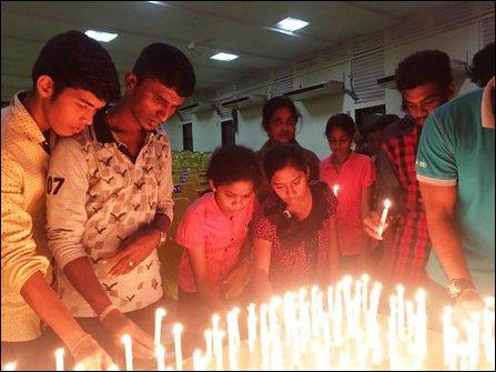 Maaveerar Naa'l, Jaffna University