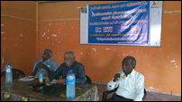 Meeting held by Mannaar district social welfare activists on Friday in Mannaar