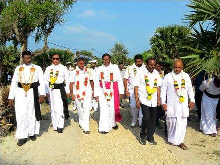 Kachchatheevu ceremony