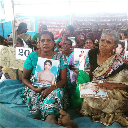 Families of enforced disappeared continue their struggle