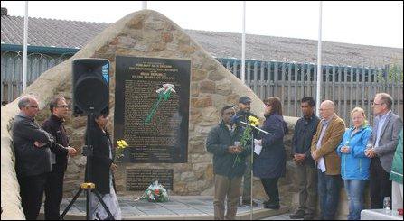 Belfast commemoration