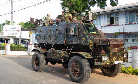 STF deployed in Vadamaraadchi