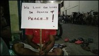 Indonesia Tamil refugees