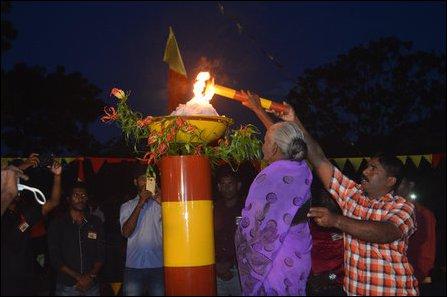 Tamil Eelam Heroes Day, Vaakarai, Batticaloa