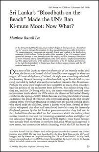 Matthew Russel Lee's article from 2009