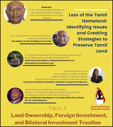 Loss of the Tamil Homeland
